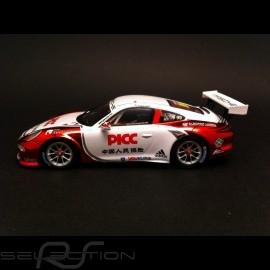 Porsche 991 GT3 Cup PCCA 2014 1/43 Spark SA061