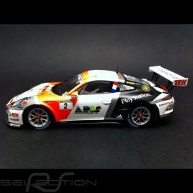 Porsche 991 GT3 Carrera Cup 2014 N° 2 1/43 Spark SF082