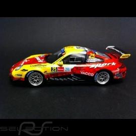 Porsche 997 GT3 RGT Monte Carlo 2015 n° 20 1/43 Spark S4515