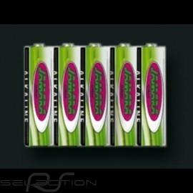 5er-Pack 1,5 V AA Alkaline Batterien