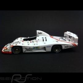 Porsche 936 / 81 sieger Le Mans 1981 Jules n° 11 1/43 Spark 43LM81