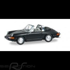 Porsche 911 Targa schwarz 1/87 Herpa 033732-002