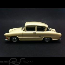 Zunder 1500 Porsche 1960 elfenbein 1/43 Autocult 05007