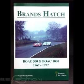 Buch Brands Hatch - BOAC 500 & BOAC 1000 1967-1972