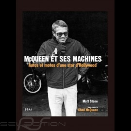 Buch McQueen et ses machines - Autos et motos d'une star d'Hollywood