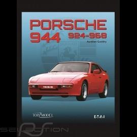 Buch Porsche 944 - 924 - 968