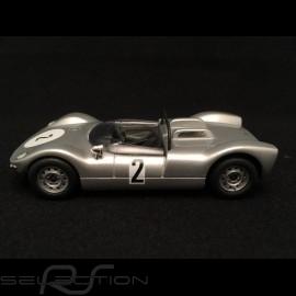 Porsche 906 8 Känguruh Alpen Bergpreis Rossfeld 1965 n° 2 1/43 Provence MAP02015608