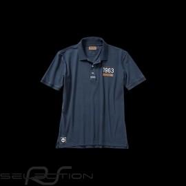 Polo shirt Porsche Classic 1963 marineblau Porsche Design WAP718  - Herren