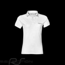Porsche Polo Shirt Classic Schwarz Porsche Design WAP746B - Damen