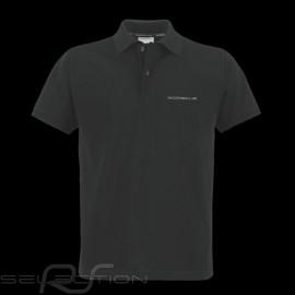 Polo shirt Porsche Monogramm Porsche Buchstaben grau Porsche WAP986 - Herren