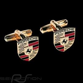 Manschettenknöpfe Porsche Wappen Porsche WAP05014015