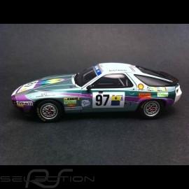 Porsche 928 S Le Mans 1983 n° 97 1/43 Spark MAP02020616