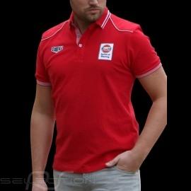 Polo-shirt Gulf Spirit of Racing rot - Herren