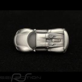 Porsche Pin 918 spyder Silber Farbe