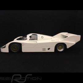 Porsche 956 K plain body version 1982 weiß 1/18 Minichamps 155826600