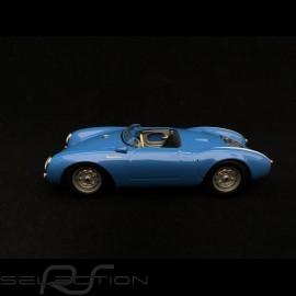 Porsche 550 spyder 1955 silbergrau metallic 1/43 Minichamps 940066030