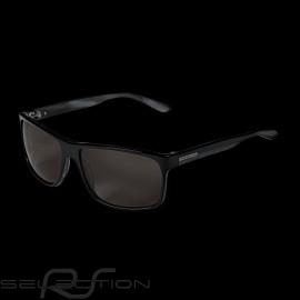 Porsche Sonnenbrille schwarz und grau / grau linsen Porsche Design WAP0750060F - Herren