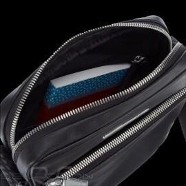 Porsche Tasche Umhängetasche schwarze Leder CL2 2.0 Business Porsche Design 4090000259
