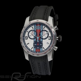 Porsche Uhr Chrono Sport Martini Racing silber WAP0700020J
