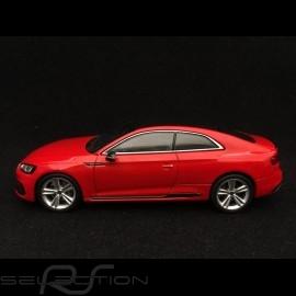 Audi RS5 Coupé misano rot 1/43 Spark 5011715031