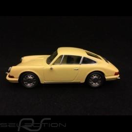 """Porsche 911 1963 Pastellgelb """" 30 jahre Porsche 911 """" 1/43 Vitesse"""