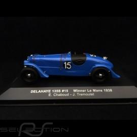 Delahaye 135 S  Sieger Le Mans 1938 n° 21 Chaboud 1/43 IXO LM1938