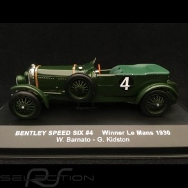 Bentley Speed Six Sieger Le Mans 1930 n° 4 Barnato 1/43 IXO LM1930