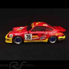 Porsche 911 typ 964 Carrera Cup Le Mans 1993 n° 76 1/43 Spark S2071