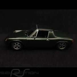 Porsche 914 6 2.0 1970 grün 1/43 Minichamps 400065060