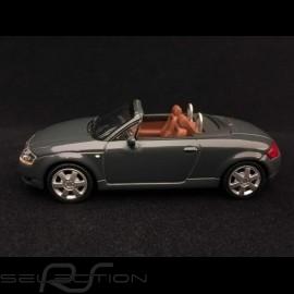 Audi TT Roadster 1999 dunkelgrau 1/43 Minichamps 20000000617