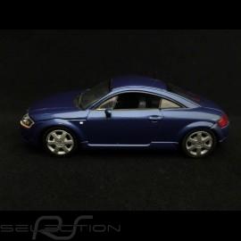 Audi TT Coupé 1999 blau 1/43 Minichamps 13343C