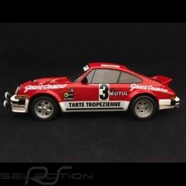 Porsche 911 SC Groupe 4 Sieger Rallye d'Armor 1979 n° 3 Beguin 1/18 Solido S1800804