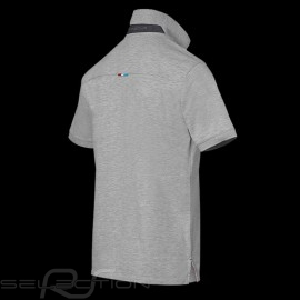 Porsche Polo Shirt Classic Collection Hellgraumeliert Porsche  WAP718K - Herren