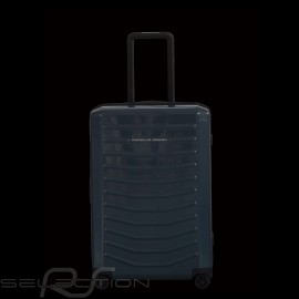 Porsche Reisegepäck Trolley MVZ graphit blau RHS2 400 Medium Koffer Porsche Design 4090002705