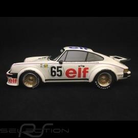Porsche 934 Le Mans 1976 n° 65 Elf Kremer 1/18 Minichamps 155766465