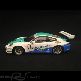 Porsche 911 GT3 Cup typ 991 n° 1 Sieger Carrera Cup 2017 Deutschland 1/43 Spark SG262