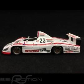 Porsche 936 DRM Hockenheim 1982  n° 23 Stefan Bellof 1/43 CMR SBC001