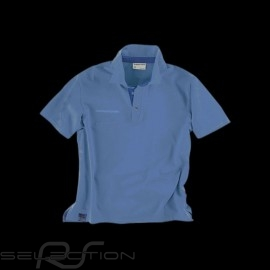Porsche Polo Classic Metropolitan Collection Porsche Design WAP960J blau - Herren