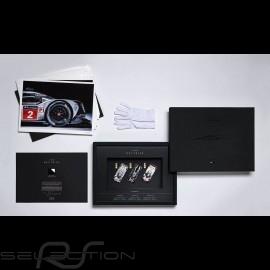 Porsche Box 919 Hattrick Le Mans Exklusiv Auflage 1/43 Porsche Design WAP0929190J