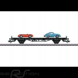 Porsche Autotransportwagen 70 Jahre Porsche 50er Jahre Märklin HO 1/87 MAP10705018 45052