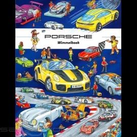 Buch Porsche Wimmelbook - Wimmerbilderbuch für Kinder