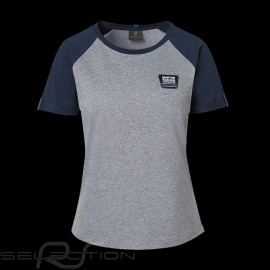 Porsche T-shirt Martini Collection grau / blau Porsche WAP551 - Damen