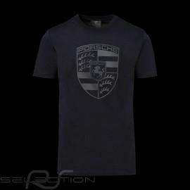 Porsche T-shirt riesen Wappen schwarz Porsche WAP821K- Herren