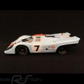 Porsche 917 K Monza 1970 n° 7 JWA Gulf 1/43 Brumm R219