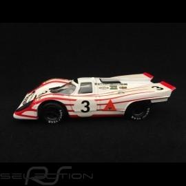 Porsche 917 K Daytona 1970 n° 3 Salzburg 1/43 Brumm R337