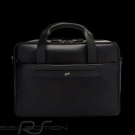 Porsche Tasche Briefbag / Laptop bag schwarze Leder Shyrt 2.0 LHZ Porsche Design 4090002637