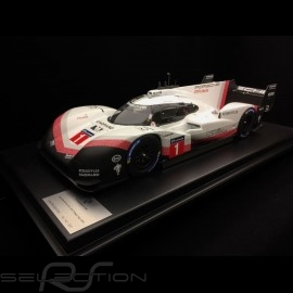 Porsche 919 Hybrid Evo n° 1 Nürburgring und Spa 2018 Rekord 1/12 Spark WAP0239260K