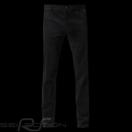 Porsche Hose Slim Fit Basic Chino schwarz bequem Porsche Design 404690185545 - Herren