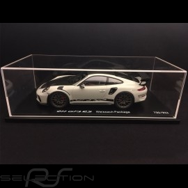 Porsche 911 GT3 RS type 991 Phase ll 2018 kreidegrau 1/18 Spark WAP0211550J