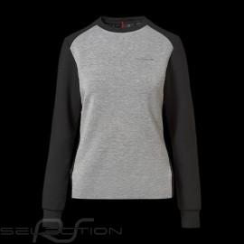 Porsche Sweatshirt Urban Explorer Graumeliert / Schwarz Porsche Design WAP213LUEX - Damen